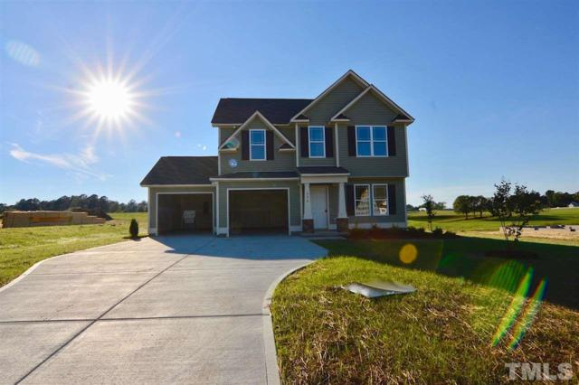 356 Sherrill Farm Drive, Benson, NC 27529 (#2220199) :: The Perry Group