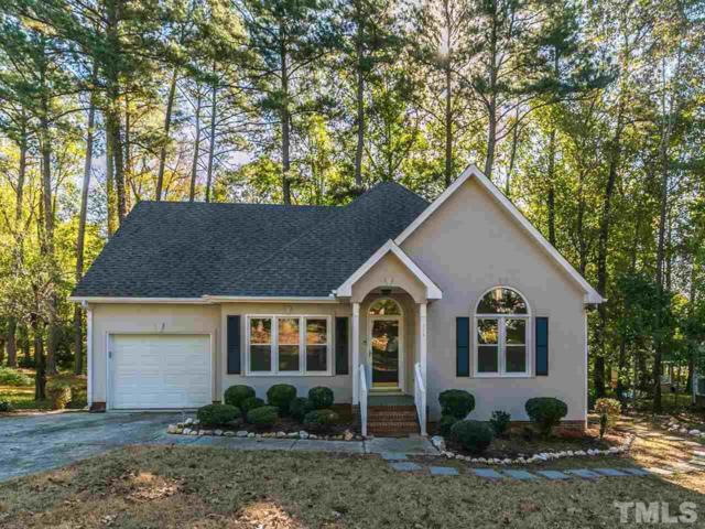 418 Westminster Drive, Clayton, NC 27520 (#2220213) :: The Perry Group
