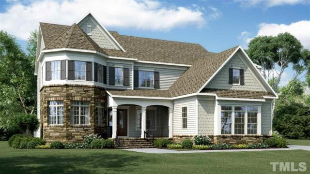 454 Grand Highclere Way Lot 12, Apex, NC 27523 (#2220243) :: The Jim Allen Group