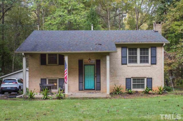 116 Oak Ridge Road, Franklinton, NC 27525 (#2220246) :: Rachel Kendall Team