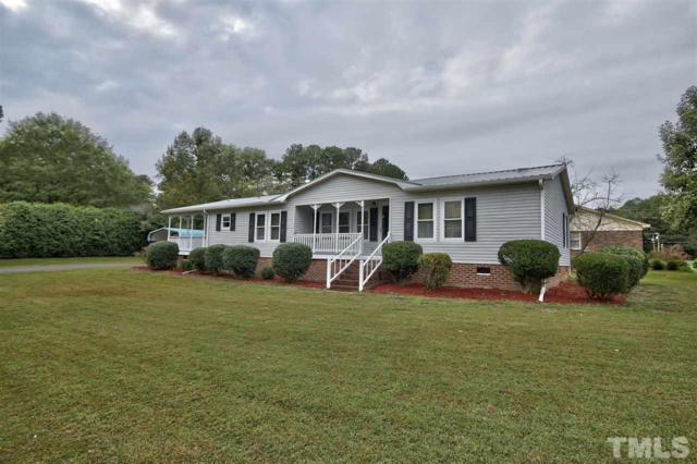 103 Russell Boulevard, Louisburg, NC 27549 (#2220281) :: Morgan Womble Group