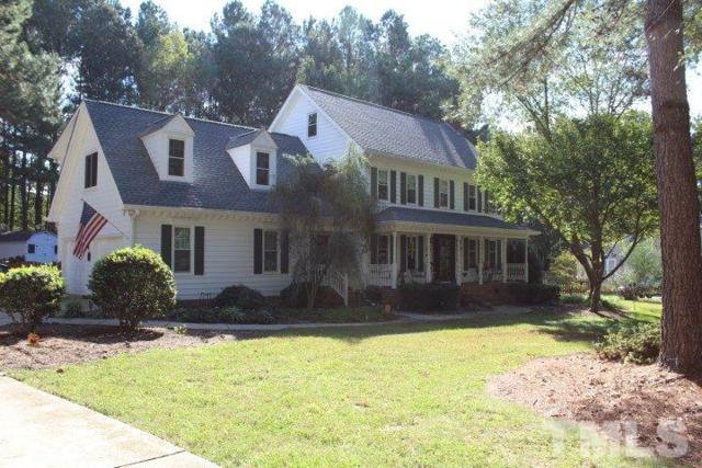 5324 Birchleaf Drive, Raleigh, NC 27606 (#2220288) :: The Perry Group
