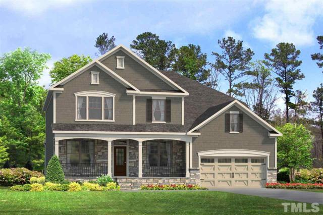 3924 Bostwyck Drive Lot 27, Fuquay Varina, NC 27526 (#2220289) :: The Jim Allen Group