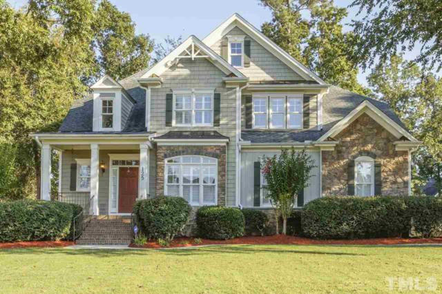 125 Mantle Drive, Clayton, NC 27527 (#2220317) :: The Perry Group