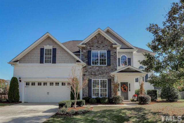 6341 Cardinaux Lane, Holly Springs, NC 27540 (#2220350) :: The Perry Group