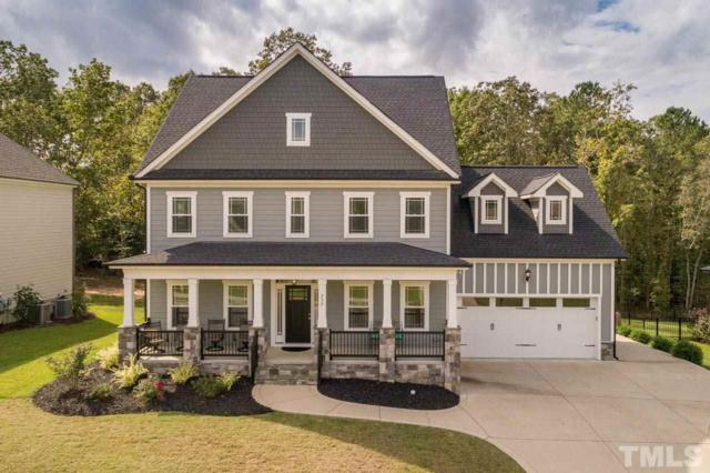 252 Grantwood Drive, Clayton, NC 27527 (#2220357) :: M&J Realty Group