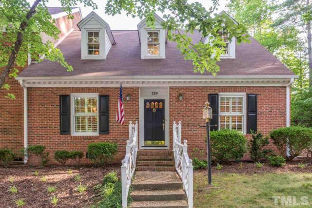 739 Weathergreen Drive, Raleigh, NC 27615 (#2220360) :: The Perry Group