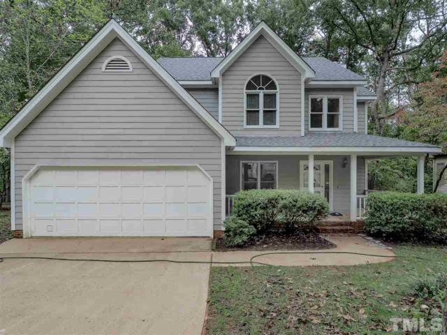 5608 Millrace Trail, Raleigh, NC 27606 (#2220402) :: The Jim Allen Group
