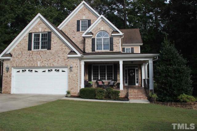 2316 Forestbluff Drive, Fuquay Varina, NC 27526 (#2220423) :: The Jim Allen Group