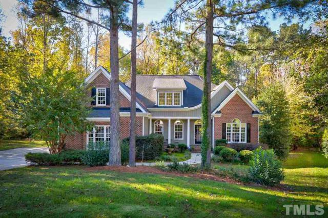 7301 Quercus Court, Wake Forest, NC 27587 (#2220445) :: The Perry Group