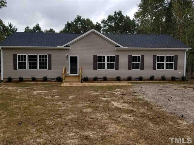 50 Bogey Lane, Louisburg, NC 27549 (#2220448) :: Morgan Womble Group