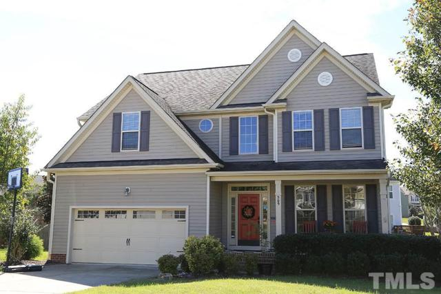 509 Misty Willow Way, Rolesville, NC 27571 (#2220455) :: Morgan Womble Group
