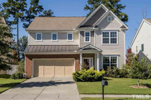 745 Newstead Way, Morrisville, NC 27560 (#2220459) :: Spotlight Realty