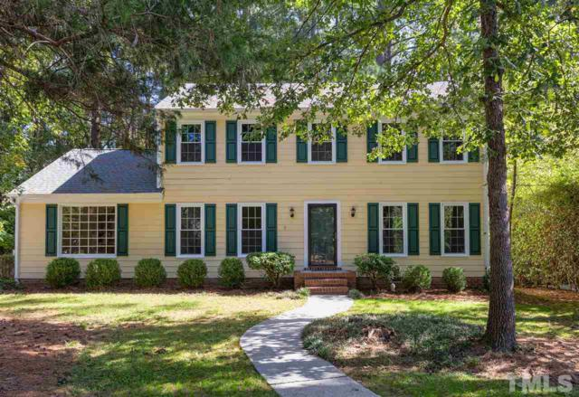 2507 Foxwood Drive, Chapel Hill, NC 27514 (#2220469) :: The Jim Allen Group