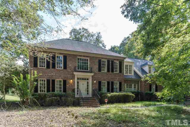 2305 Vintage Hill Drive, Durham, NC 27712 (#2220470) :: Spotlight Realty