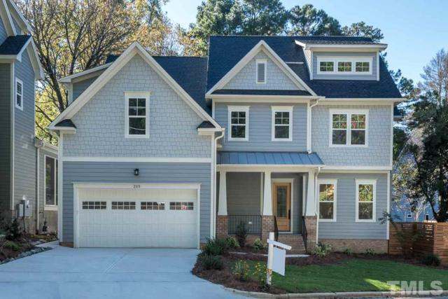 225 W Park Street, Cary, NC 27511 (#2220483) :: Morgan Womble Group