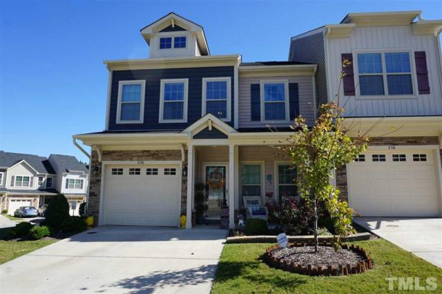 238 Beaconwood Lane, Holly Springs, NC 27540 (#2220484) :: The Perry Group