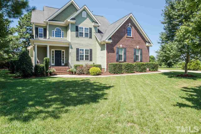 2301 Penarth Court, Zebulon, NC 27597 (#2220485) :: The Perry Group