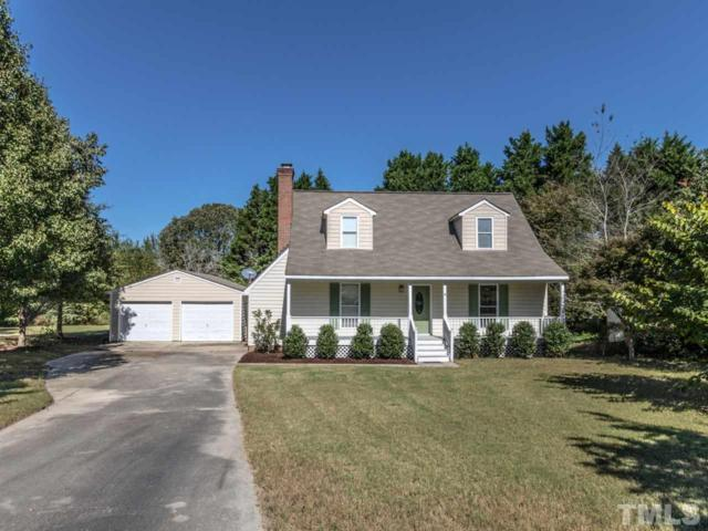 1001 Hornbuckle Court, Wake Forest, NC 27587 (#2220504) :: The Perry Group