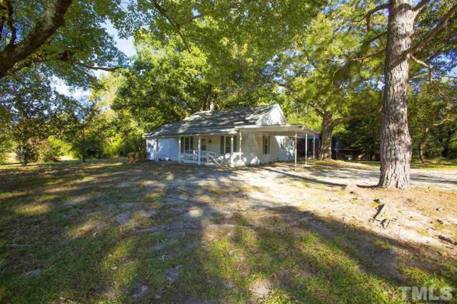 6021 Yancey Road, Wendell, NC 27591 (#2220518) :: The Jim Allen Group
