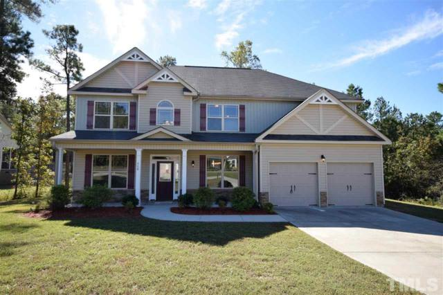 968 Coachman Way, Sanford, NC 27332 (#2220522) :: The Perry Group