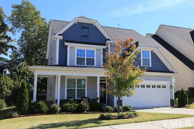 421 Forest Haven Drive, Holly Springs, NC 27540 (#2220525) :: The Perry Group