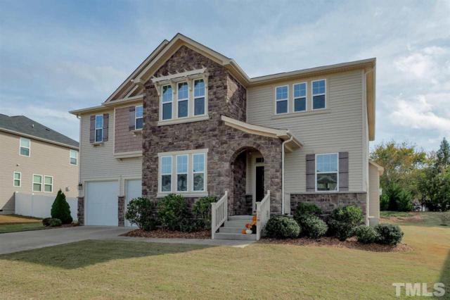 4617 Jersey Pine Drive, Rolesville, NC 27571 (#2220549) :: Morgan Womble Group