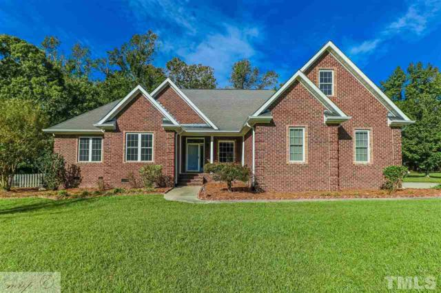 2003 Granville Drive, Goldsboro, NC 27534 (#2220556) :: The Perry Group