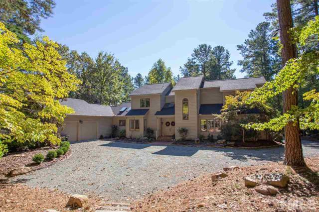 709 Spindlewood, Pittsboro, NC 27312 (#2220612) :: The Jim Allen Group