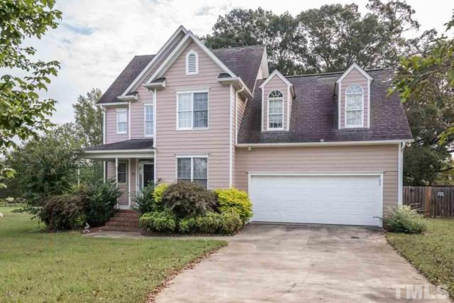184 Woodcrest Drive, Youngsville, NC 27596 (#2220627) :: The Perry Group
