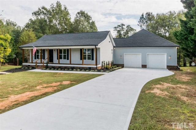 421 Plantation Road, Clayton, NC 27520 (#2220635) :: The Perry Group