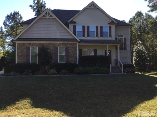 25 Prestwyck Court, Youngsville, NC 27596 (#2220698) :: Spotlight Realty