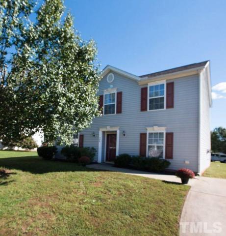 380 Churchwood Lane, Pittsboro, NC 27312 (#2220708) :: Rachel Kendall Team