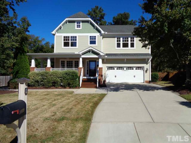 1009 Deshire Lane, Morrisville, NC 27560 (#2220709) :: The Perry Group
