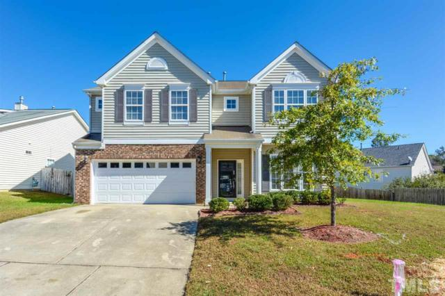 1510 Roaring Rapids Road, Raleigh, NC 27610 (#2220760) :: The Jim Allen Group