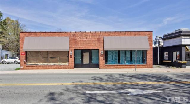 311 E Main Street, Carrboro, NC  (#2220775) :: Spotlight Realty