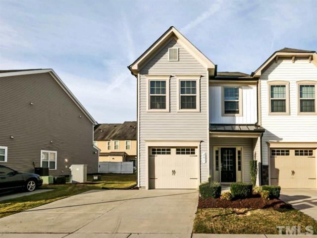 201 Leighann Ridge Lane, Rolesville, NC 27571 (#2220802) :: The Perry Group