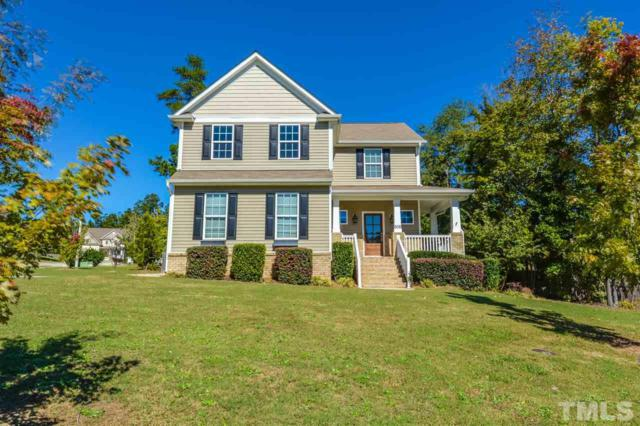 508 Avent Meadows Lane, Holly Springs, NC 27540 (#2220810) :: Spotlight Realty