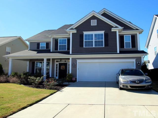 725 Laurel Springs Drive, Fuquay Varina, NC 27526 (#2220829) :: The Perry Group