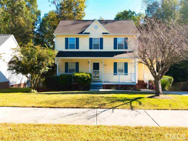 202 Walbury Drive, Knightdale, NC 27545 (#2220834) :: The Perry Group
