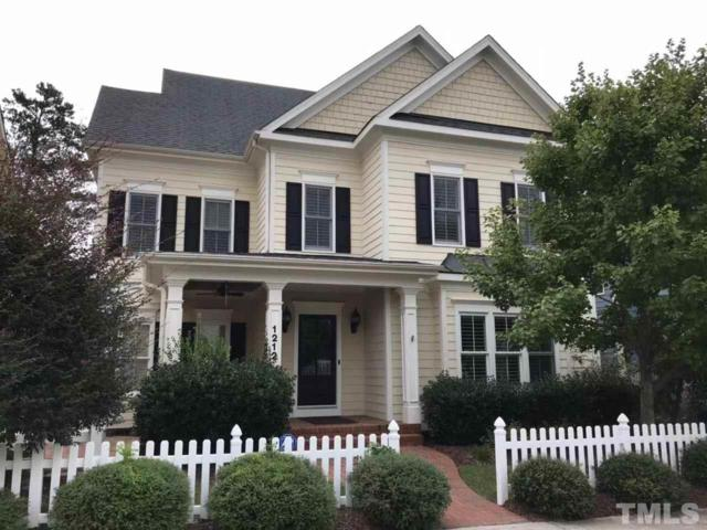 1212 Bluff Oak Drive, Cary, NC 27519 (MLS #2220835) :: The Oceanaire Realty