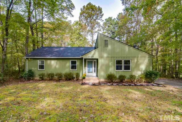 906 Knight Drive, Durham, NC 27712 (#2220845) :: The Perry Group
