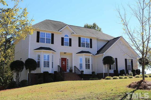 1401 Red Brick Road, Garner, NC 27529 (#2220852) :: The Perry Group
