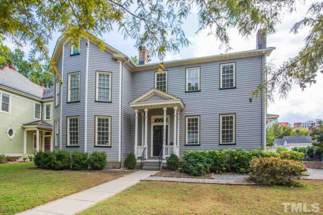 206 New Bern Place, Raleigh, NC 27601 (#2220888) :: Marti Hampton Team - Re/Max One Realty