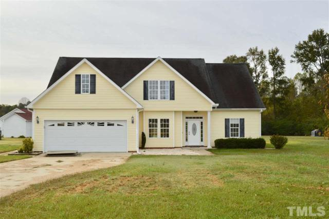 135 Blande Drive, Kenly, NC 27542 (#2220903) :: The Perry Group