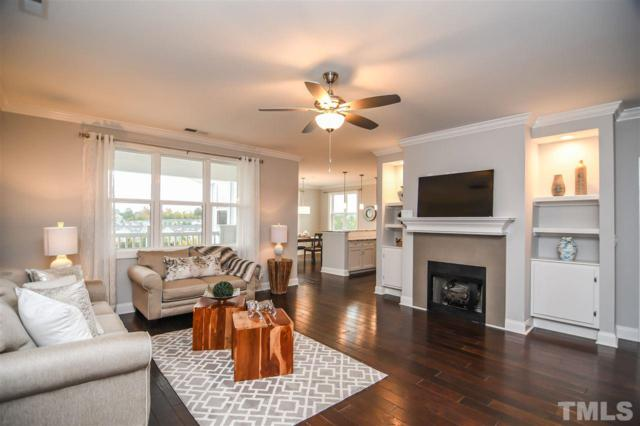 713 Waterford Lake Drive #713, Cary, NC 27519 (MLS #2220926) :: The Oceanaire Realty