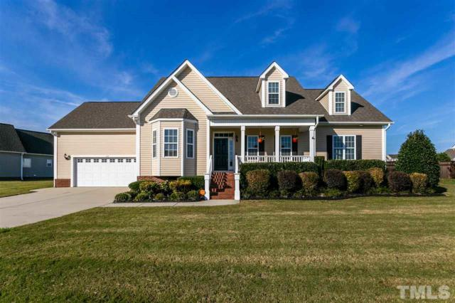 127 Bilston Drive, Clayton, NC 27520 (#2220997) :: The Perry Group