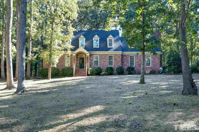 5737 Dutch Creek Drive, Raleigh, NC 27606 (#2221003) :: The Perry Group