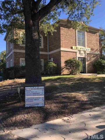 1601-Suite 108, Herr Walnut Street, Cary, NC 27511 (#2221008) :: Raleigh Cary Realty