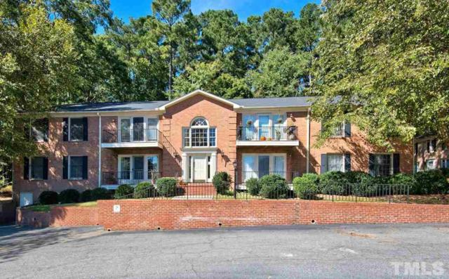 1515 E Franklin Street #15, Chapel Hill, NC 27514 (MLS #2221087) :: The Oceanaire Realty